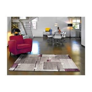 Szaro-fioletowy dywan Universal Detroit, 120x170 cm