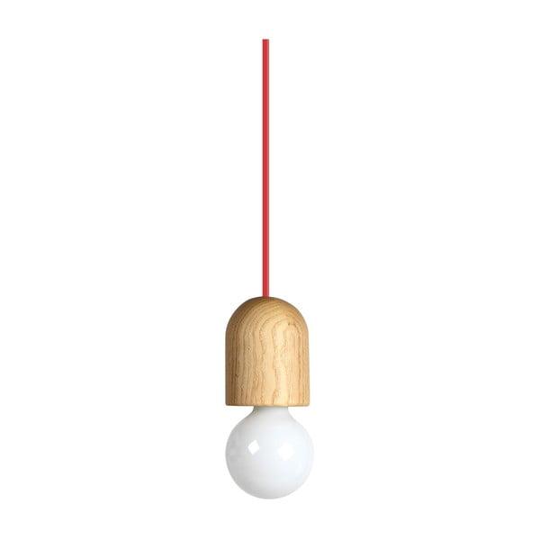 Lampa sufitowa Jolly Wood Red