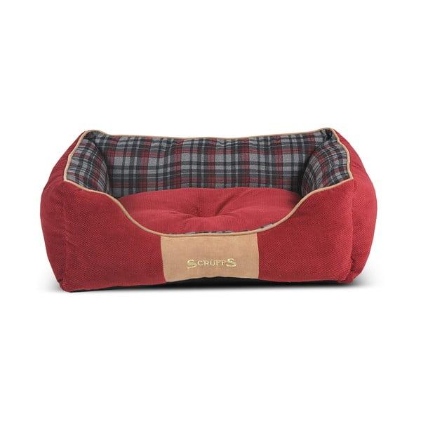 Legowisko dla psa Highland Bed 60x50 cm, czerwone