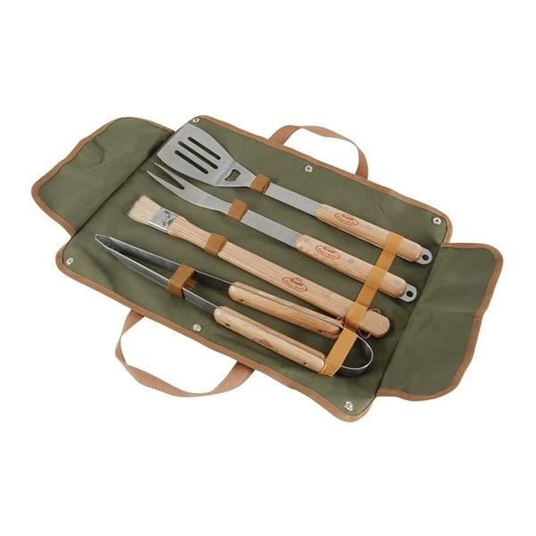 Komplet akcesoriów do grillowania Esschert Design BBQ