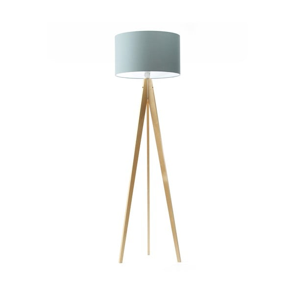 Lampa stojąca Artist Ice/Birch, 125x42 cm