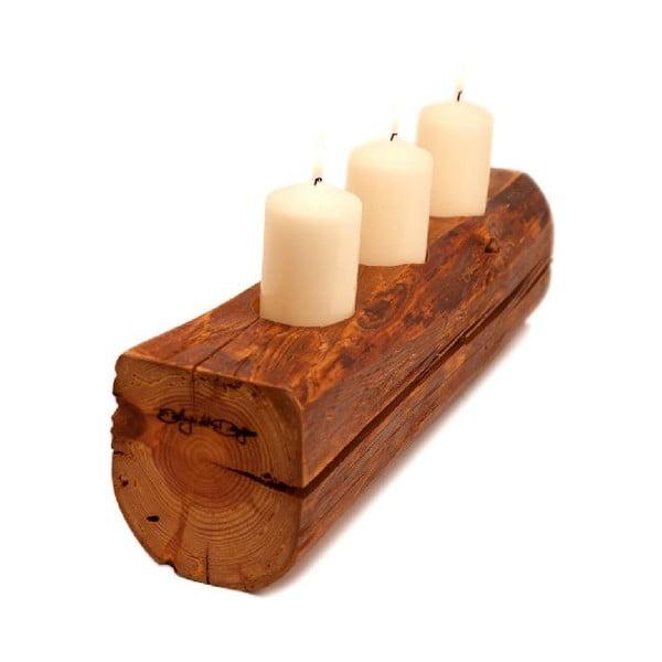 Świecznik Lumberjack XI