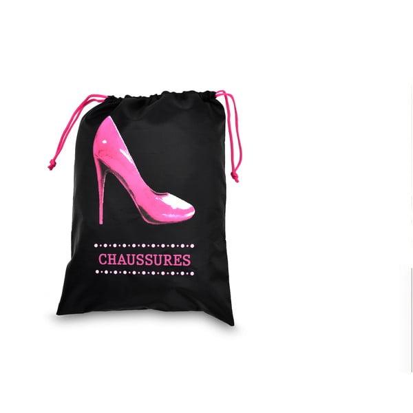 Torba podróżna na buty Potiron Paris Chaussers, 40 x 30 cm