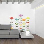 Naklejka na ścianę Minimal Flowers