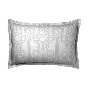 Poszewka na poduszkę Keiko Blanco, 50x70 cm