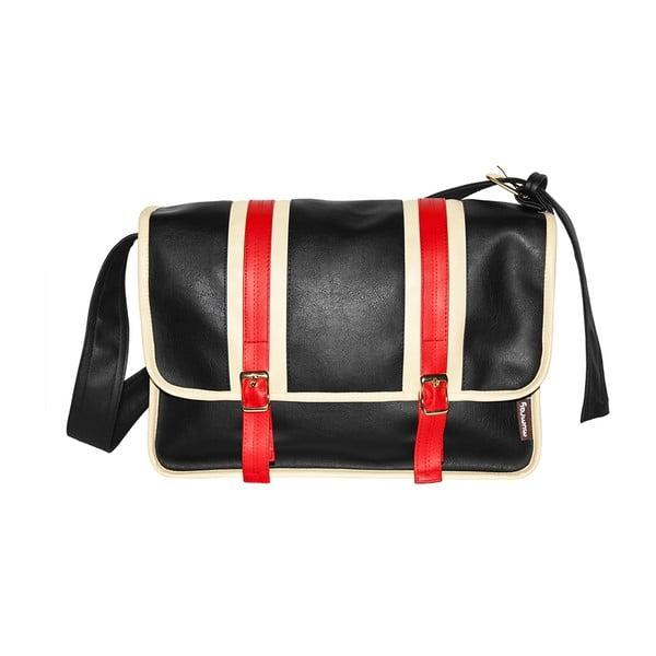 Torebka Mum-ray Briefcase Black