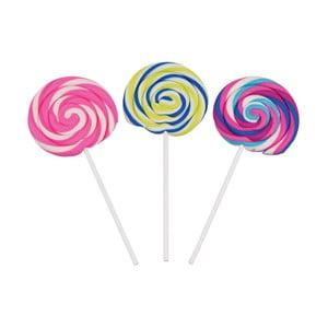 Zestaw 3 gumek do gumowania Rex London Lollipop