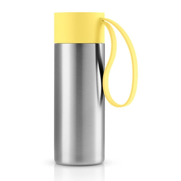 Kubek podróżny Eva Solo To Go Cup Yellow Lemonade, 350 ml