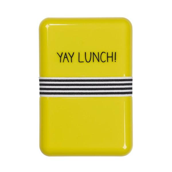 Pudełko śniadaniowe Happy Jackson Yay Lunch