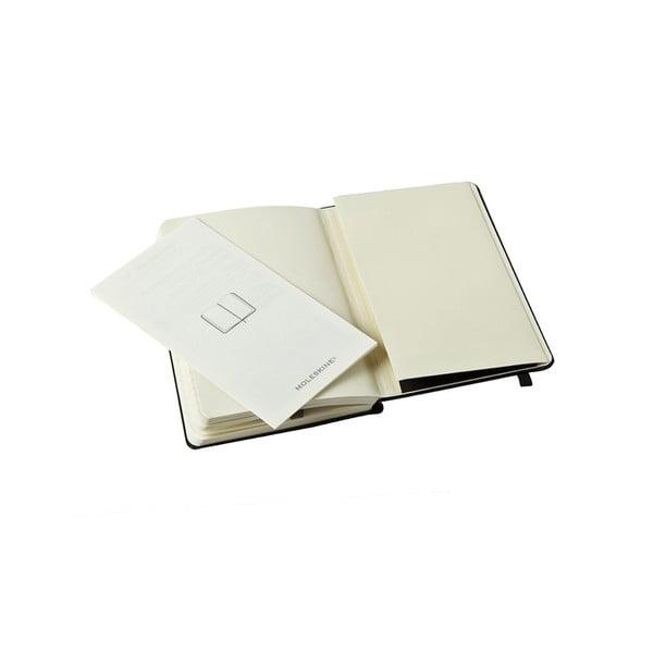 Notatnik tygodniowy  Moleskine Weekly, 9x14 cm