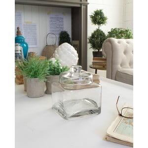 Pojemnik z przykrywką Bolzano Clear Glass
