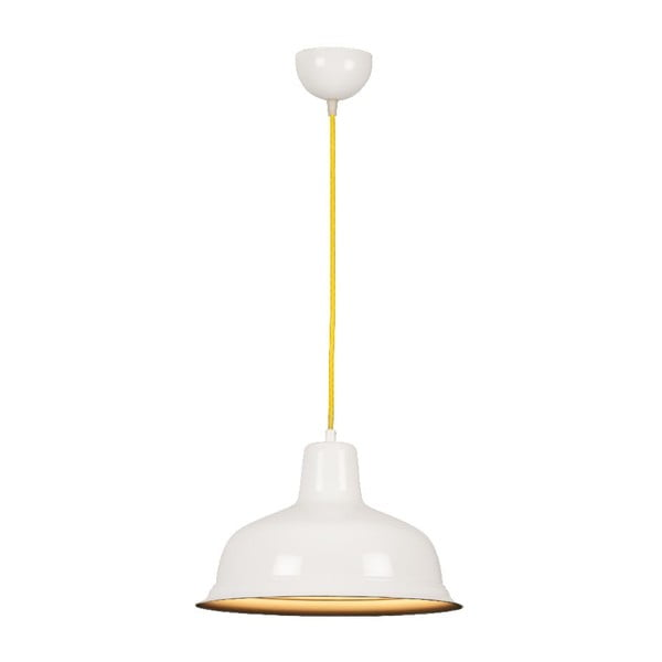 Lampa sufitowa Bell White