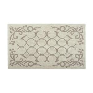 Dywan bawełniany Mirao 80x300 cm, kremowy