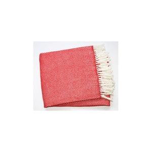 Koc Zen Plaid Red, 140x180 cm