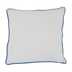 Poduszka White Piping, 45x45 cm