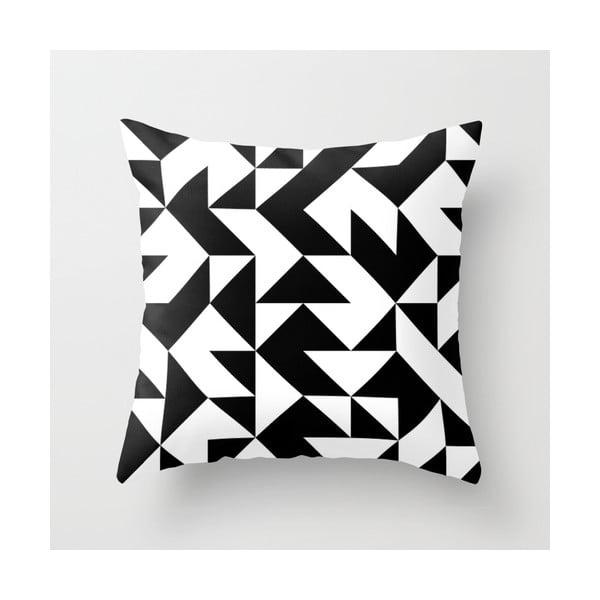 Poszewka na poduszkę Origami, 45x45 cm
