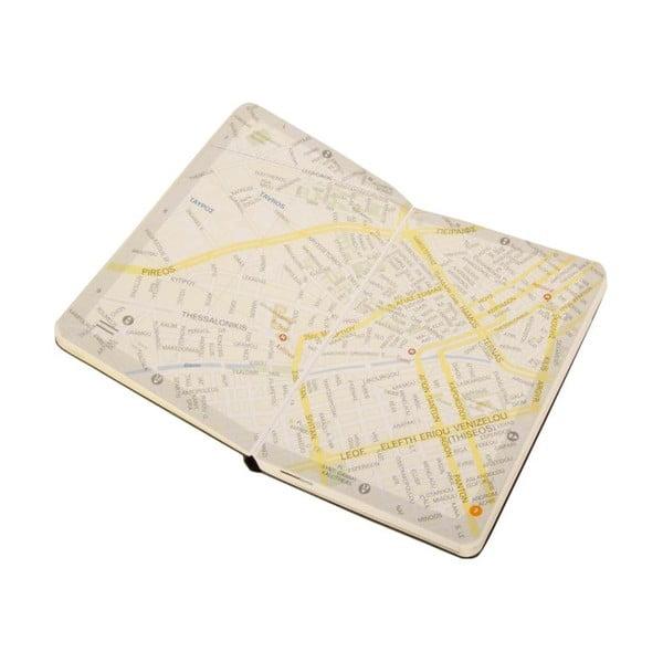 Notes City Ateny