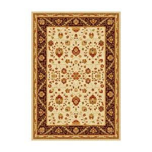 Brązowo-beżowy dywan Universal Madras Brown, 160x230cm
