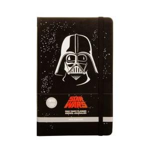 Kalendarz Star Wars Daily Hard 2015, czarny