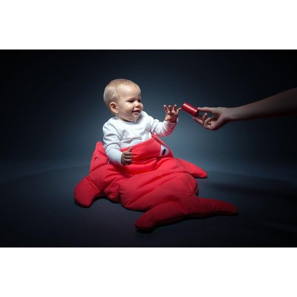 Śpiworek dla dziecka (również na lato) Red Polka Dot