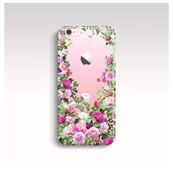 Etui na telefon Floral VII na iPhone 5/5S