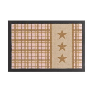 Wycieraczka Zala Living Star Plaid Printy, 40x60 cm