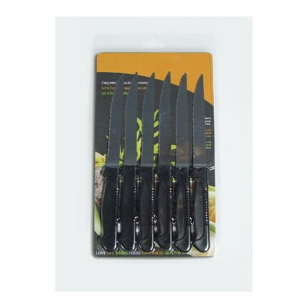 Zestaw 6 noży do steków Utilinox
