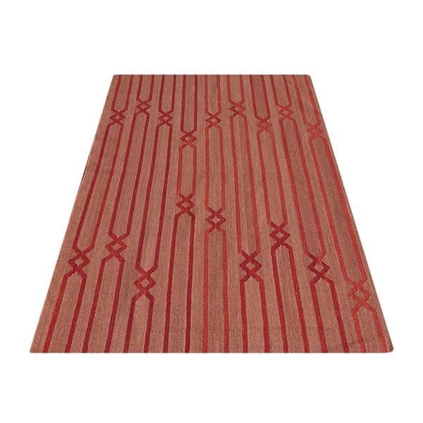 Ręcznie tkany dywan Kilim D no.758, 155x240 cm