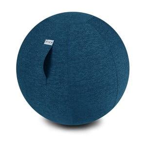 Niebieska piłka do siedzenia VLUV, 65 cm