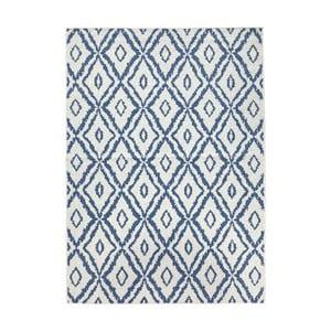 Niebiesko-biały dywan dwustronny Bougari Rio, 120x170 cm