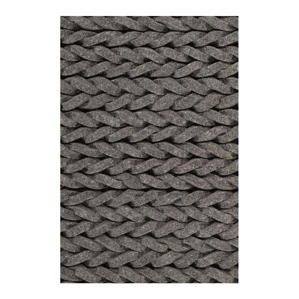 Wełniany dywan Christin, 60x120 cm