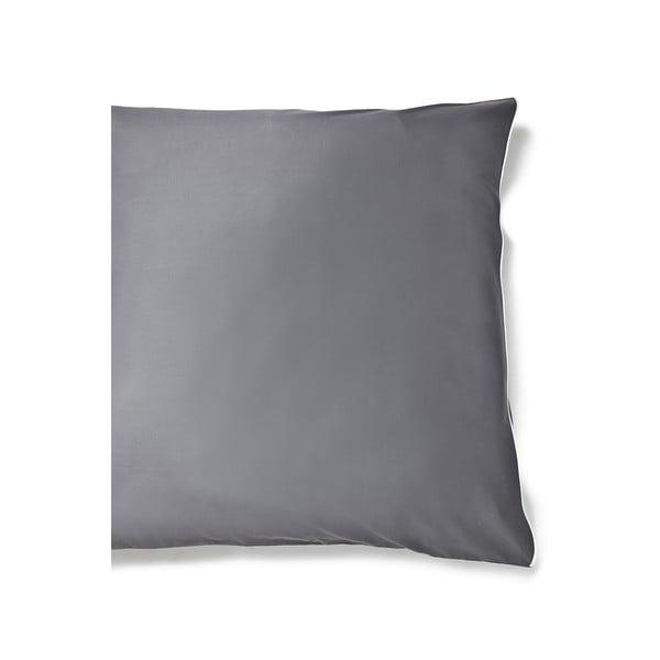 Szara poszewka na poduszkę Casa Di Bassi Basic, 65x65 cm