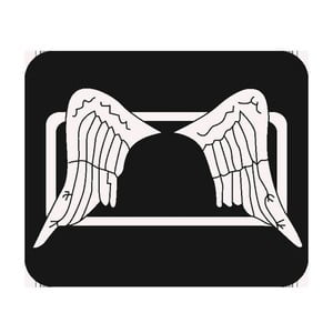 Dywanik łazienkowy Angel, 50x60 cm
