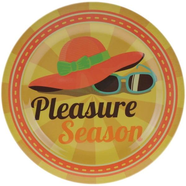 Zestaw naczyń turystycznych Pleause Season, 3 szt.