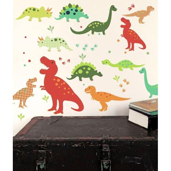 Naklejka Dinozaury