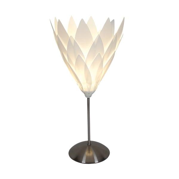 Lampa stołowa Young Poet, biała