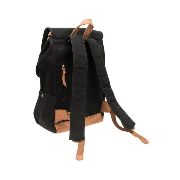 Plecak O My Bag Mau's, czarny