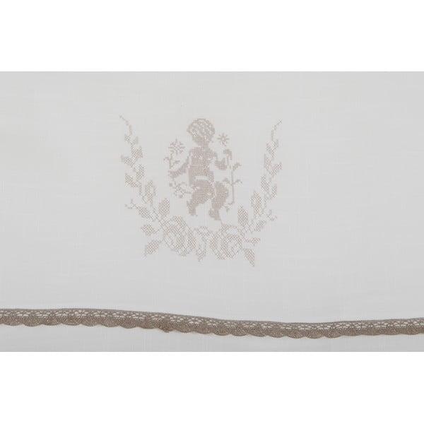 Roleta rzymska Amorin 140x90 cm, biała