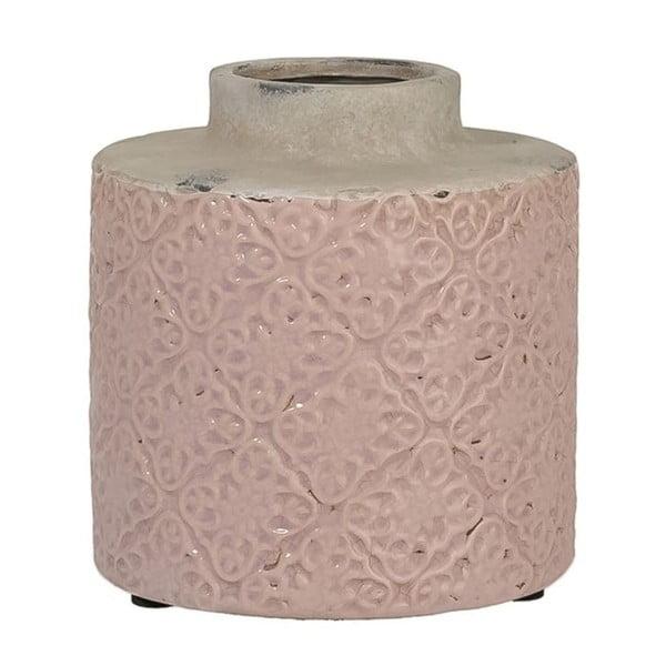 Wazon Cylinder Pink