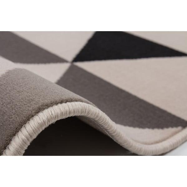 Brązowy dywan Kayoom Stella 800, 80x150 cm