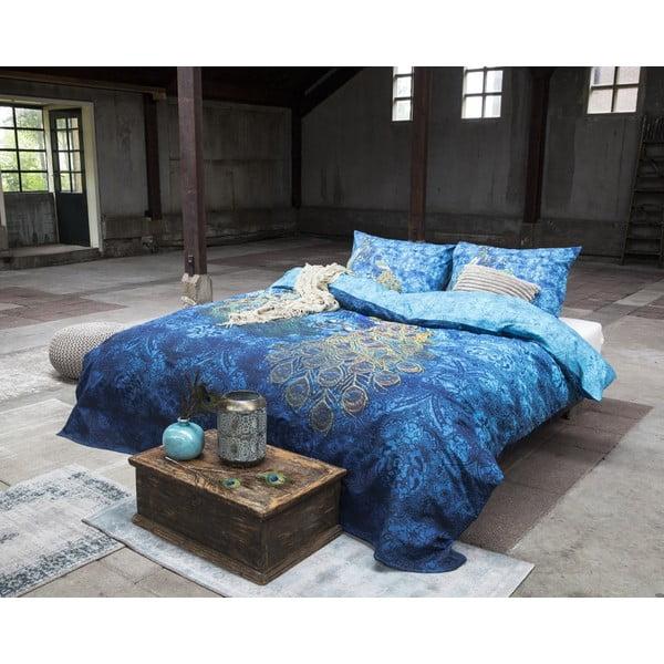Pościel bawełniana Dreamhouse Peacock, 200x220cm