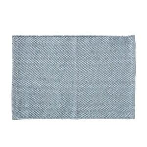 Niebieska mata stołowa Södahl Rustic, 33x48 cm