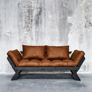 Sofa Karup Vintage Bepop Black/Choco