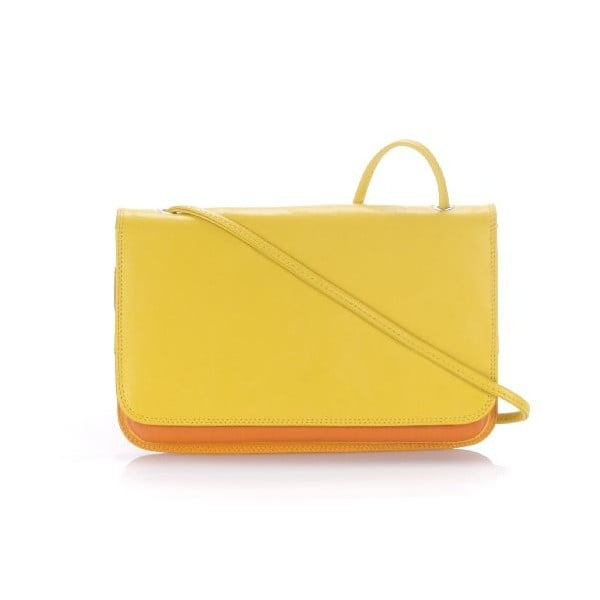 Torebka  Flap Yellow