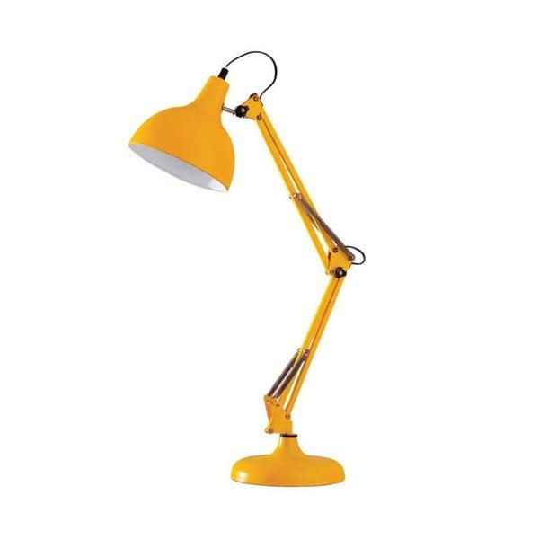 Lampa stołowa Dave, žlutá