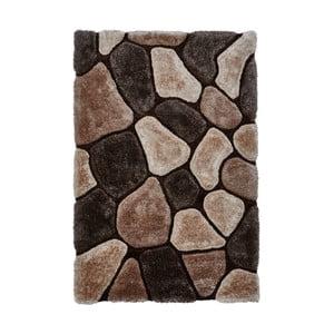 Beżowo-brązowy ręcznie tkany dywan Think Rugs Noble House, 120x170 cm