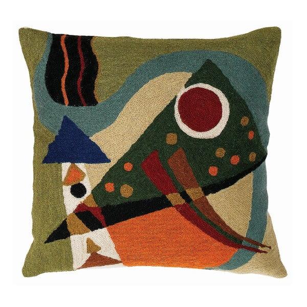 Poszewka na poduszkę Kandinsky Abstraction, 45x45 cm