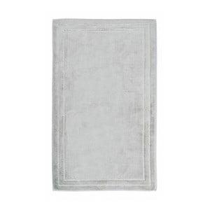Szary dywanik łazienkowy Aquanova Riga, 70x120 cm