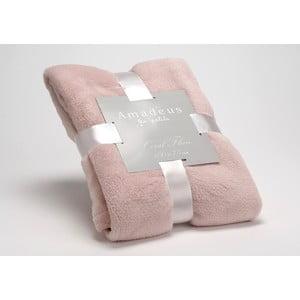 Koc Old Pink Doudou, 100x75 cm