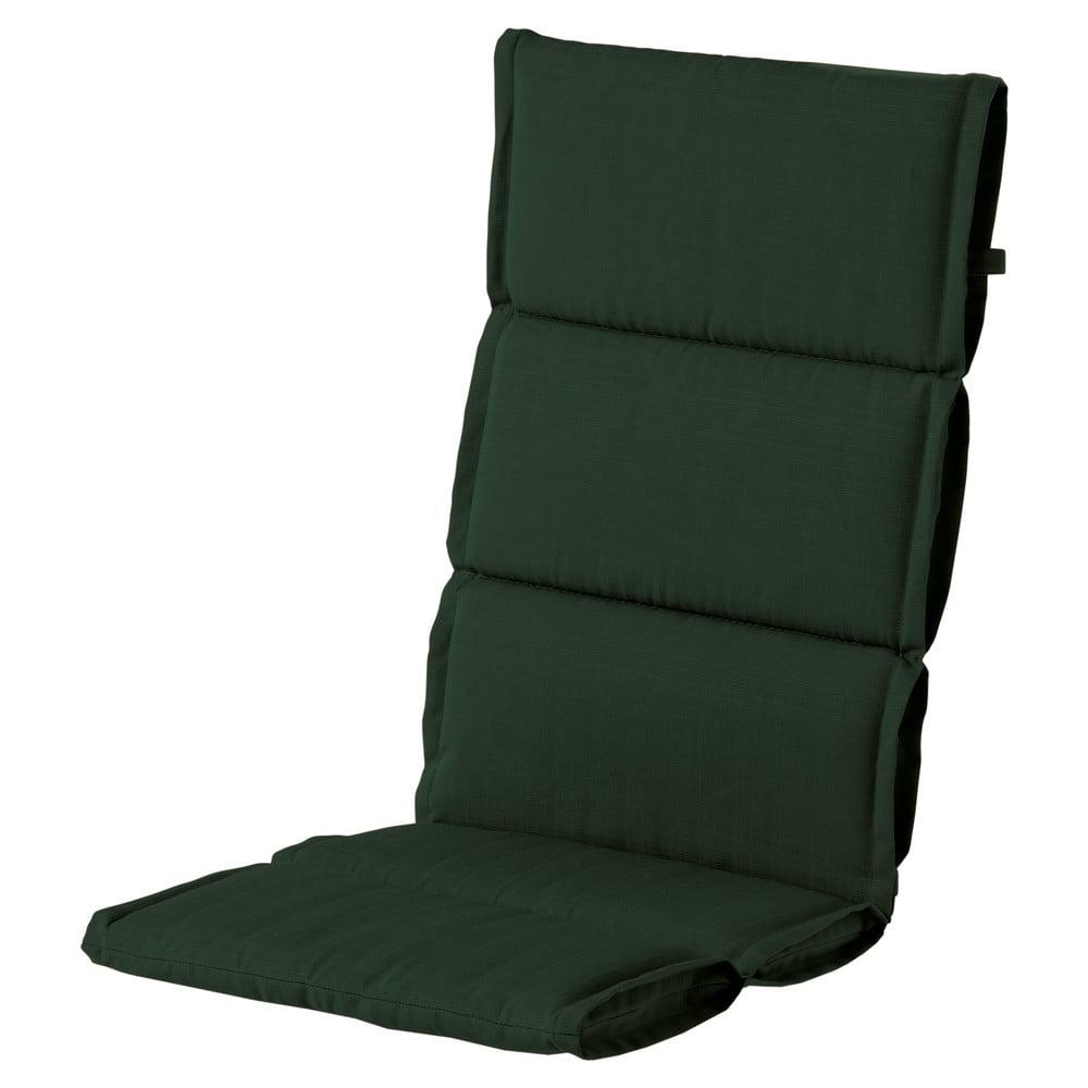 Ciemnozielona poduszka na fotel ogrodowy Hartman Casual, 123x50 cm